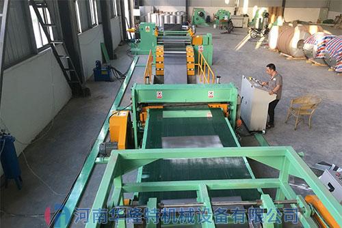 薄板kai苆iao醧iesheng产线客户an例